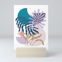 Risk and Nature Mini Art Print