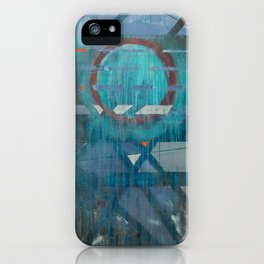 tangled hierarchy, strange loop iPhone Case