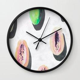 fruit 11.1 Wall Clock