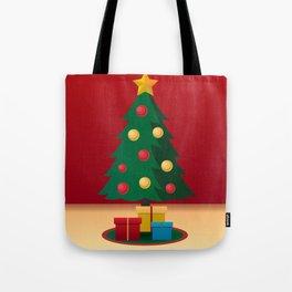 A icon of Christmas Tote Bag