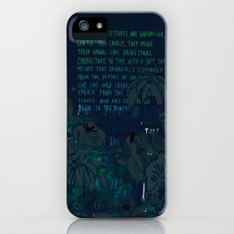 """Conquest of the Useless"" by Werner Herzog Print (v. 8) iPhone Case"