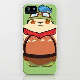 teemototoro iPhone Case