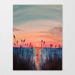 Ocean Paradise Canvas Print