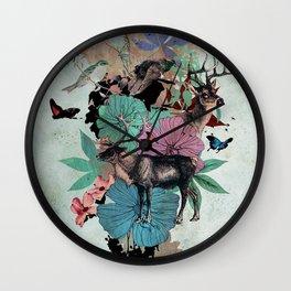 De Natura Wall Clock