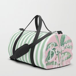beverly hills Duffle Bag