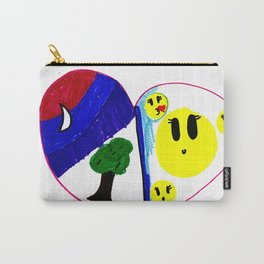 Emily Angel (Jill) Carry-All Pouch