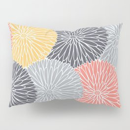 Flower Infusion Pillow Sham