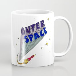 outer space! Coffee Mug