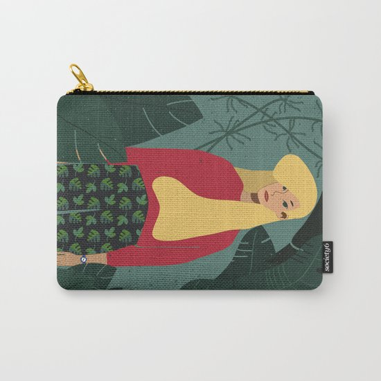 somewhere@ Carry-All Pouch