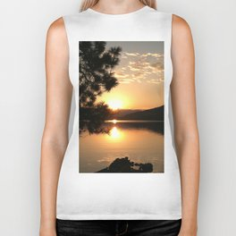 Good Morning Sunshine Biker Tank
