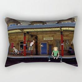 Euro Tour 3 Rectangular Pillow