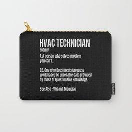 HVAC-Technician Carry-All Pouch