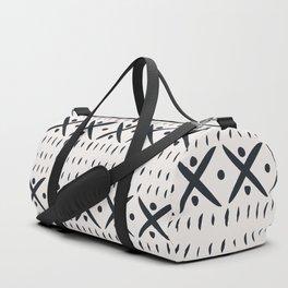 ADOBO MUDCLOTH LIGHT Duffle Bag