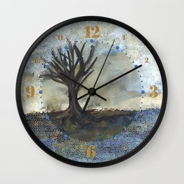 In Limbo - Heavy Weather Wall Clock