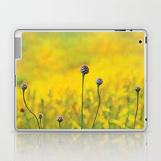 Summer ~ yellow Laptop & iPad Skin