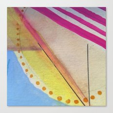 Strolling Canvas Print