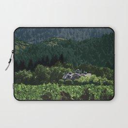 Napa Valley - Far Niente Winery, Oakville District Laptop Sleeve