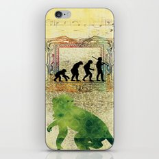 Chinese Lunar New Year and 12 animals  ❤  The MONKEY 猴 iPhone Skin