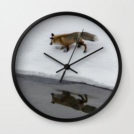 Carol M. Highsmith - Hunting Fox Wall Clock