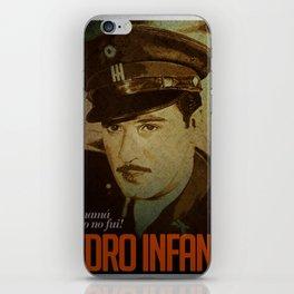 Pedro Infante iPhone Skin