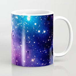 Eagle Nebula Unicorn Color Coffee Mug