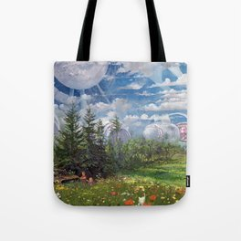 The Powerplant, Alterslavia, revised Tote Bag