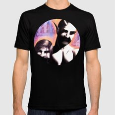 Keepers of the Underworld Mens Fitted Tee Black MEDIUM
