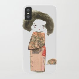 Oriental II iPhone Case