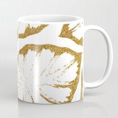 Monstera Gold #society6 #decor #buyart Mug