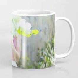 Big Bouquet of Snowballs Coffee Mug