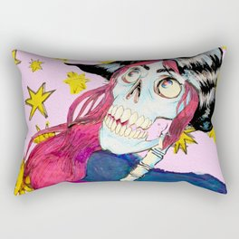 Like The Other Girls Rectangular Pillow