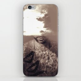 Vitorio doubled iPhone Skin