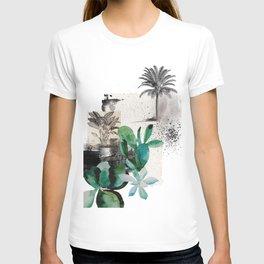 Botanical_urban jungle T-shirt