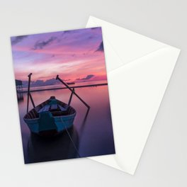 All is Lost Stationery Cards
