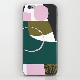 Abstract Damage iPhone Skin