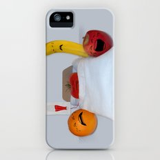 I'm Sorry He's A Vegetable iPhone (5, 5s) Slim Case