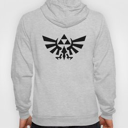 The Legend Of Zelda Logo Hoody