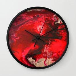 Decadent Wall Clock