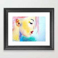 draft Framed Art Print