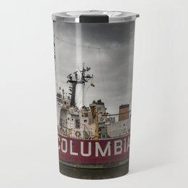 The Lightship Columbia Travel Mug