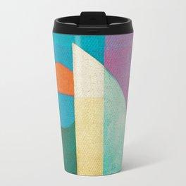 Una Regata Colorata Travel Mug