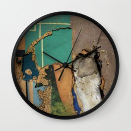 Metro leSablon2 Wall Clock