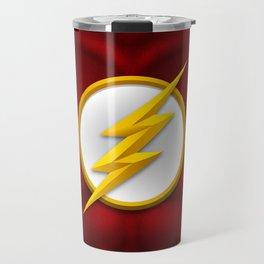 Flash: Superhero Art Travel Mug