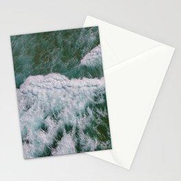 Surf Photography, Beach Wall Art Print, Ocean Water Surfing, Coastal Decor Stationery Cards