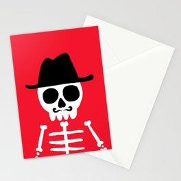 El Skeletor Stationery Cards