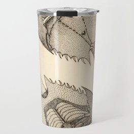 Horseshoe Crabs Travel Mug
