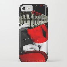 Die Säulenheilige 2 · rot iPhone 7 Slim Case