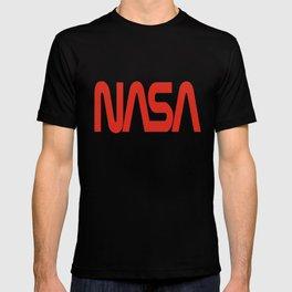 "The NASA ""Worm"" Logo T-shirt"