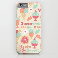 Sweet Treats Slim Case iPhone 6s