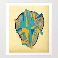 - cosmosigner_03 - Art Print